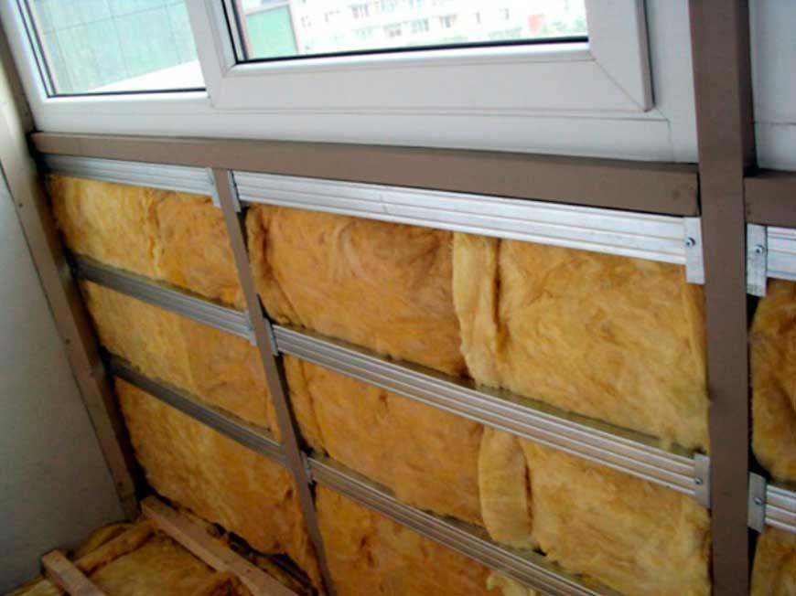 Отделка и утепление балкона своими руками пошаговая инструкция фото