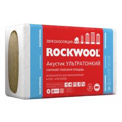 Rockwool (Роквул) Ультратонкий Акустик
