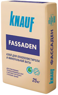 Кнауф Фассаден 25кг (42шт/под) Knauf