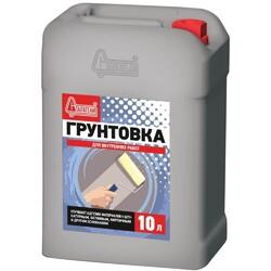 """Грунтовка """"Старатели"""" для внутренних работ (10л) (72шт/под)"""