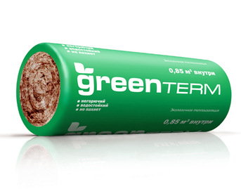 KNAUF green Term 1220*6970*50 (17м2)(0,85м3)