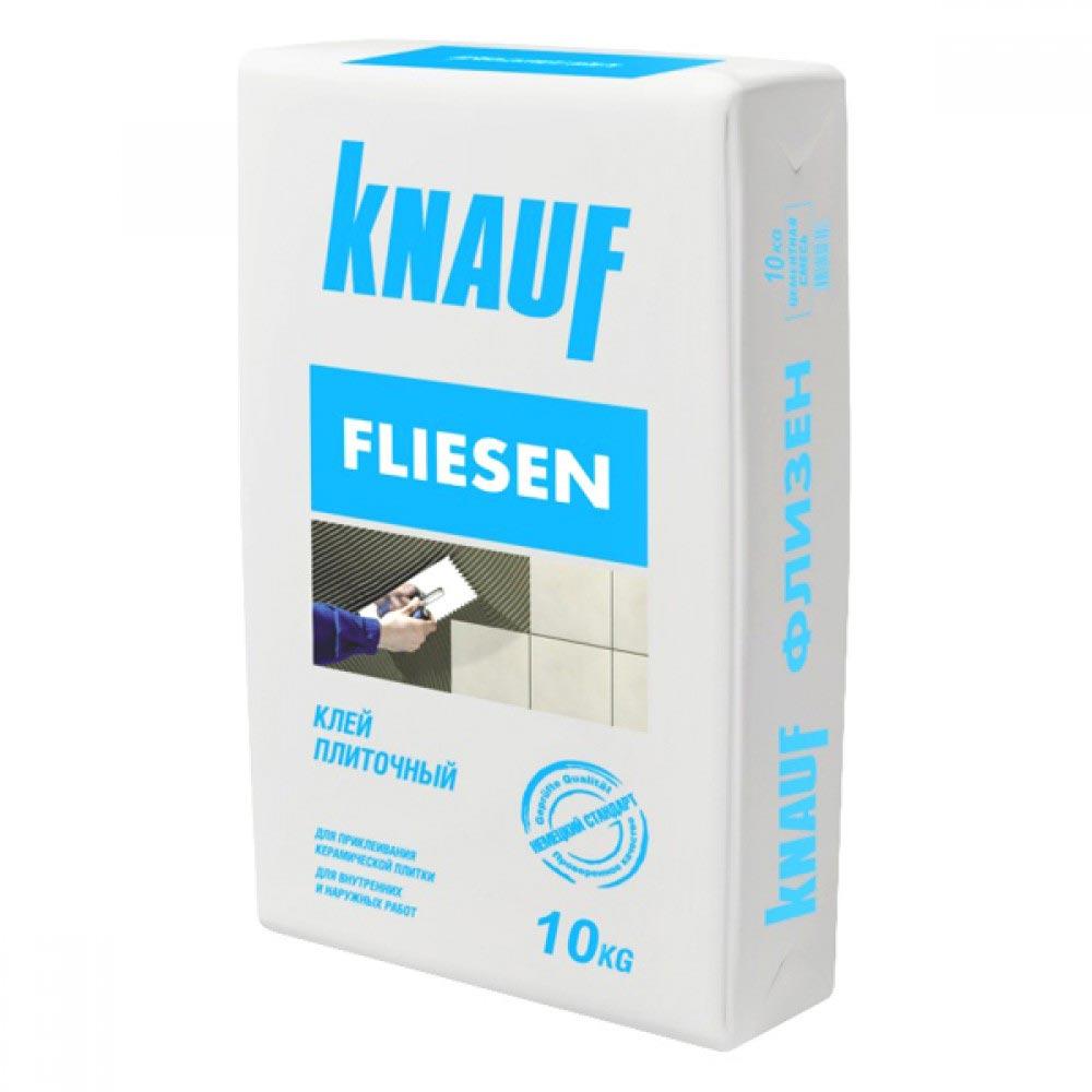 Клей для плитки Fliesen (Флизен) Knauf (Кнауф)