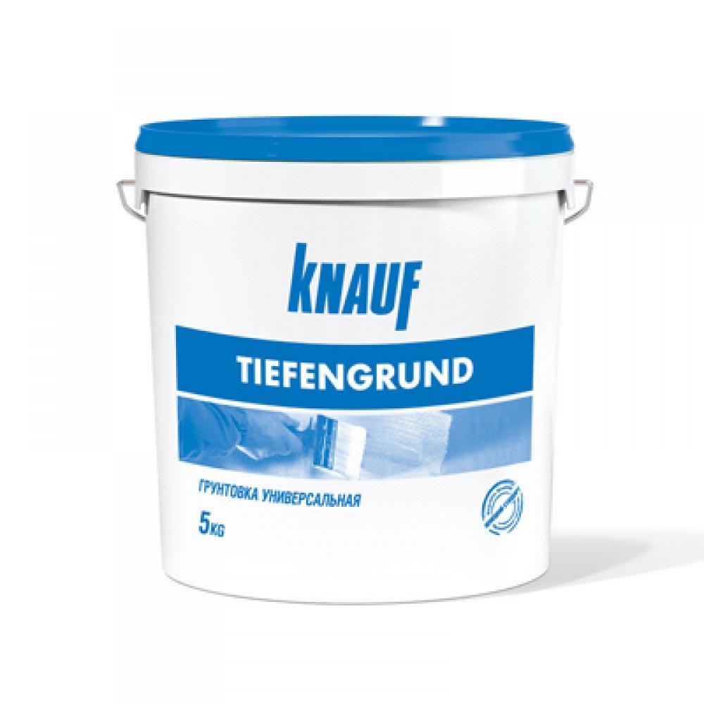 Грунтовка Tiefengrund (Тифенгрунд) Knauf (Кнауф)