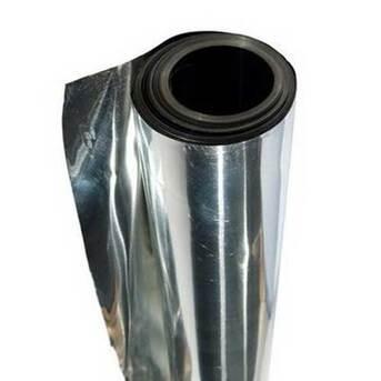 Фольга алюминиевая в намотке