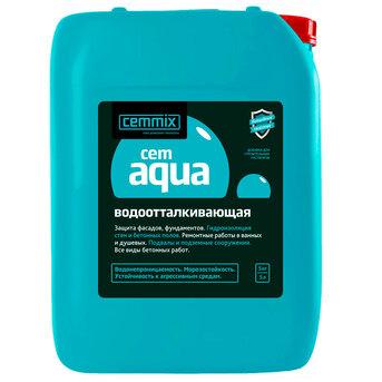 Гидрофобизирующая добавка Цеммикс (Cemmix) ЦемАква(CemAqua)