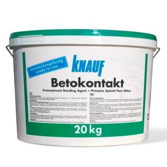 Грунтовка Betokontakt (Бетоконтакт) Knauf (Кнауф)