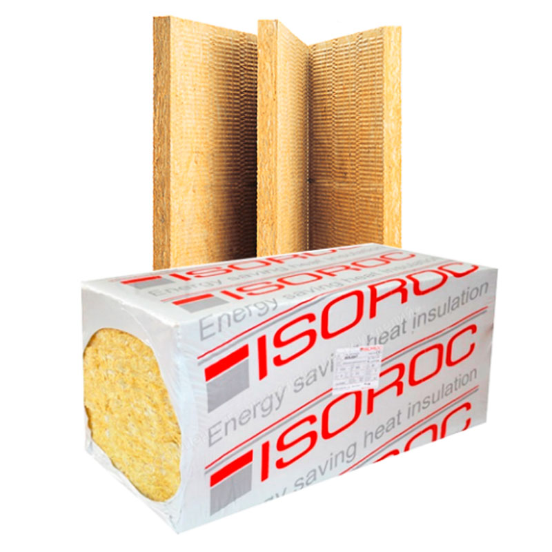 ISOROC (Изорок) ИЗОФАС 50 мм 140 плотность