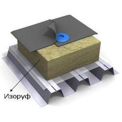 ISOROC (Изорок) ИЗОРУФ В (175кг/м3) 50мм