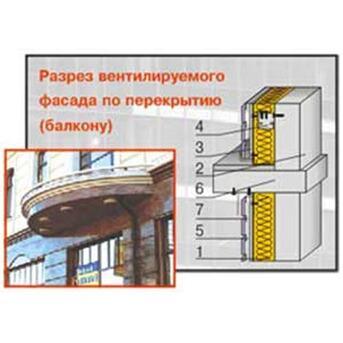 ISOROC (Изорок) ИЗОВЕНТ Л 100 мм