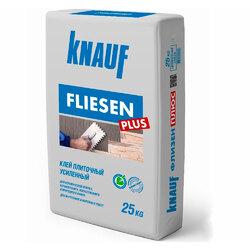 Клей для плитки Fliesen + (Флизен плюс) Knauf (Кнауф)