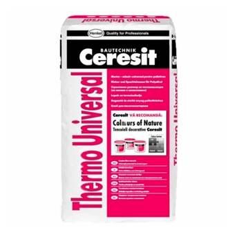 Клей для утеплителя Ceresit Thermo Universal (Церезит Термо Универсал) Ceresit (Церезит)
