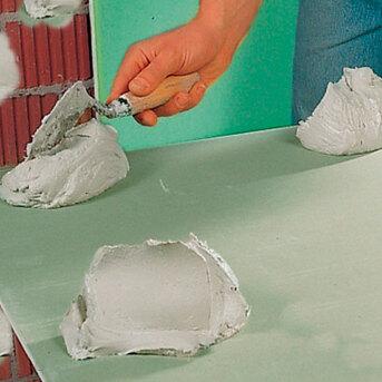Клей на гипсовой основе Волма-Монтаж мороз