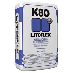 Клей плиточный K80 LITOKOL LITOFLEX (К80 Литокол Литофлекс)