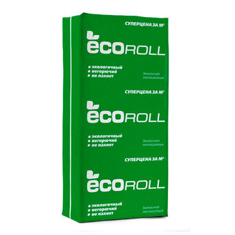 Knauf (Кнауф) Ecoroll (Экоролл) 50 мм плита