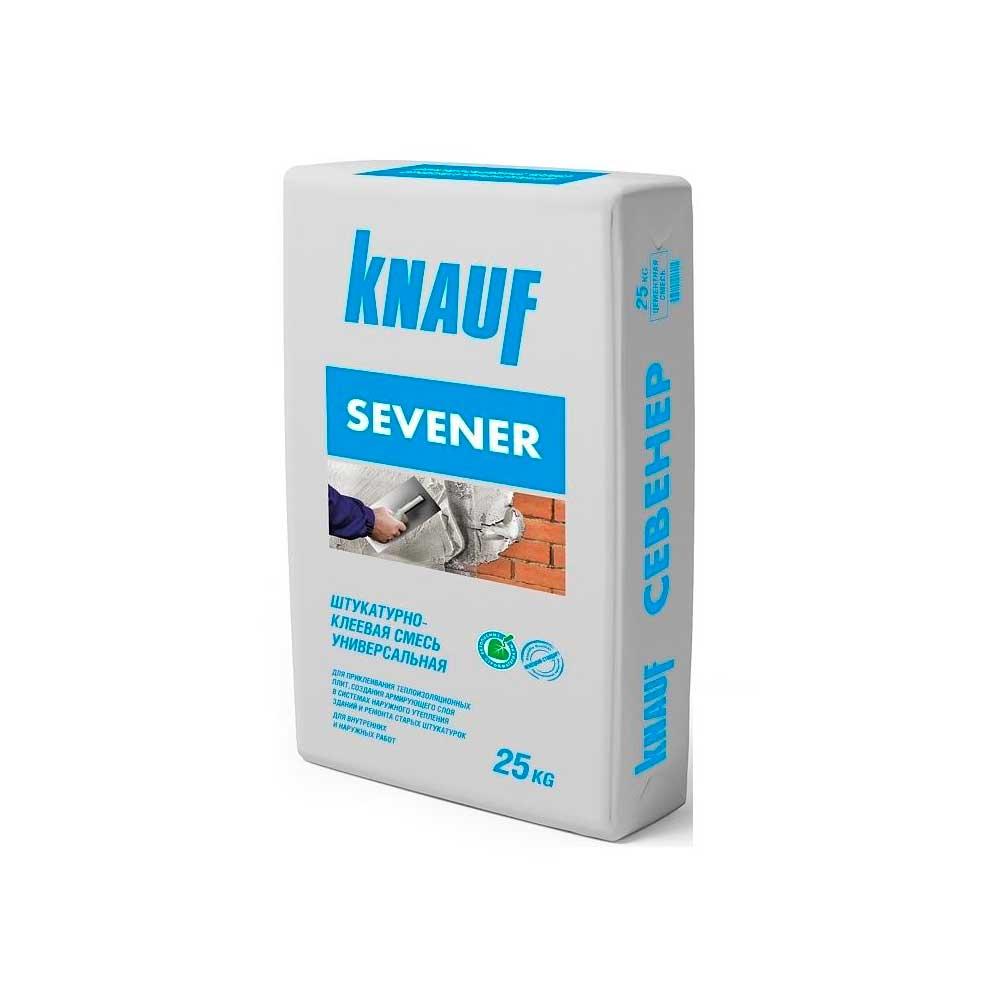 Клей для утеплителя Sevener (Севенер) Knauf (Кнауф)