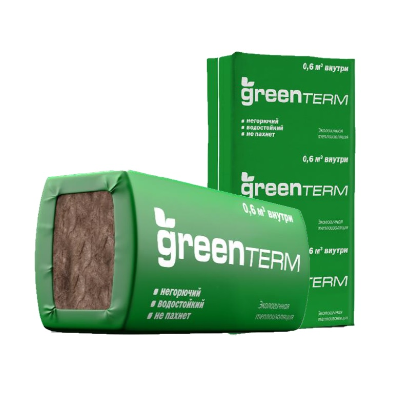 KNAUF green Term плита 1230*610 теплоизоляционная