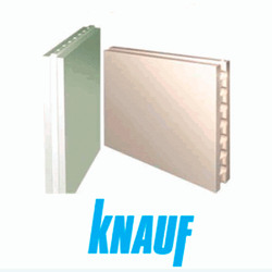 Пазогребневая плита Knauf (Кнауф) Влагостойкая 80мм