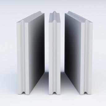 Пазогребневая плита Влагостойкая Knauf 100мм