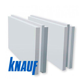 Пазогребневая плита Knauf (Кнауф) 100мм об.