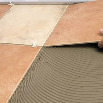 Клей для плитки Изумруд Каменный цветок