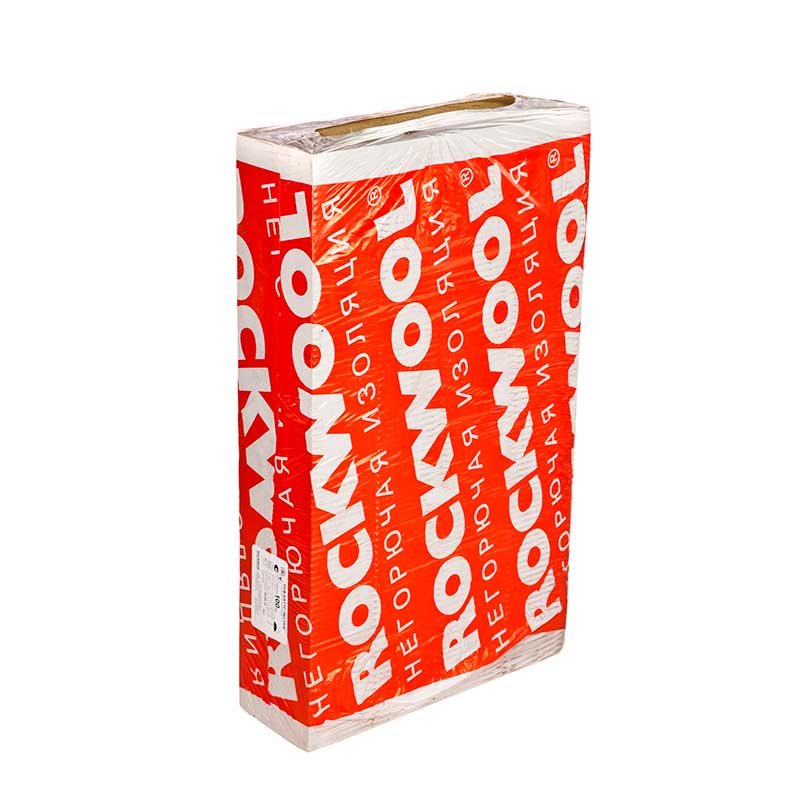 Rockwool (Роквул) ФАСАД БАТТС 100 мм