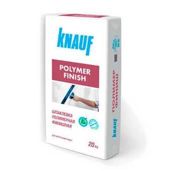 Шпатлевка Polymer Finish (Полимер финиш) Knauf (Кнауф)
