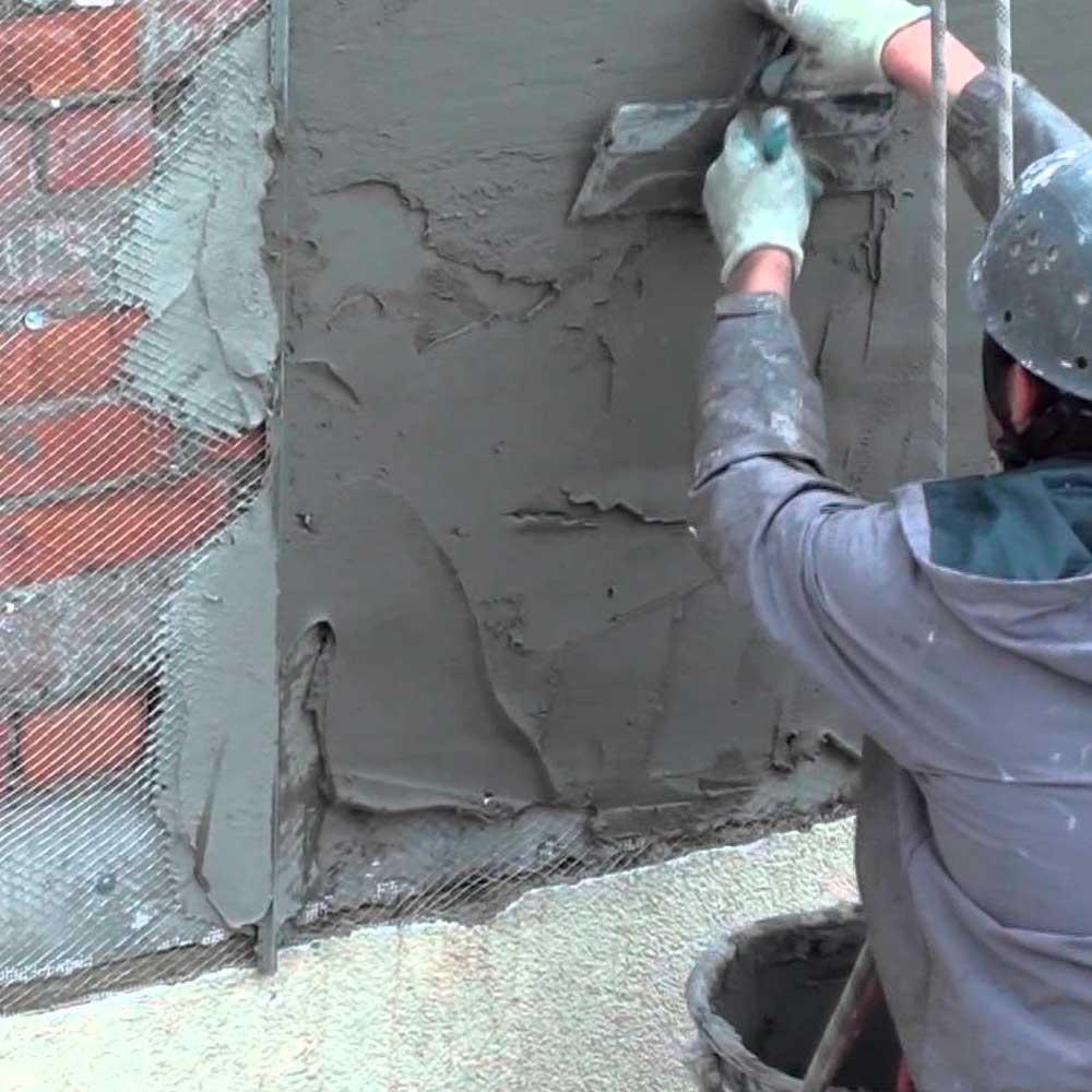 Штукатурка цементная Grunband (Грюнбанд) Knauf (Кнауф)