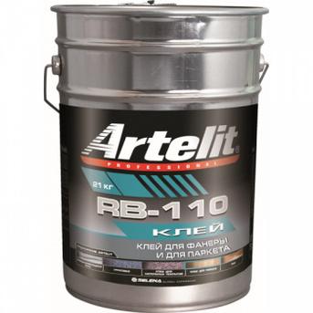 Artelit RB-110 Клей для фанеры и для паркета (21кг) (33шт/под)