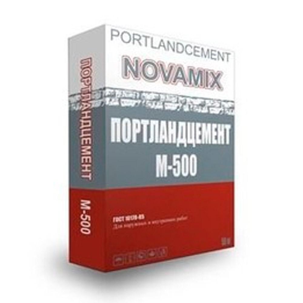 Цемент М500 (M500) Новамикс (Novamix)