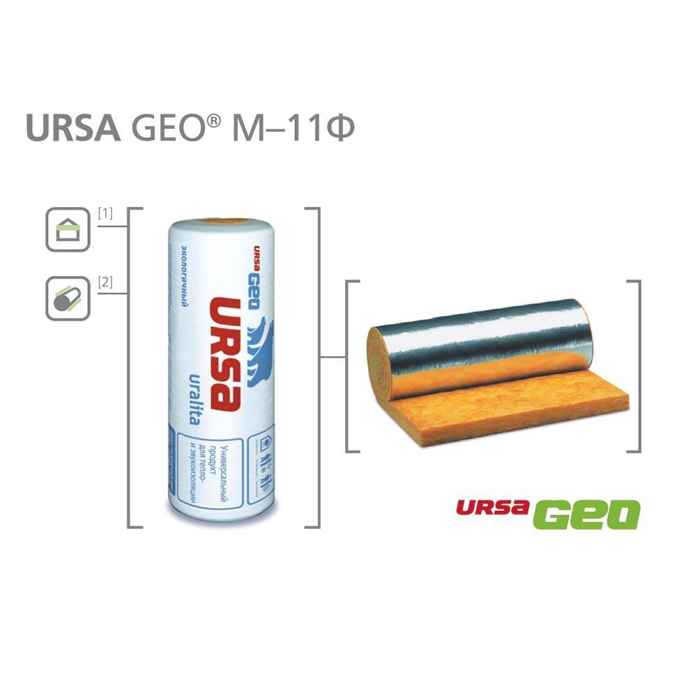 URSA (УРСА) M-11Ф 50 мм