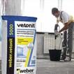 Ровнитель пола Vetonit 5000 (Ветонит 5000) Weber (Вебер)