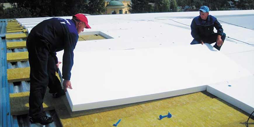 Коттеджа гидроизоляция потолка